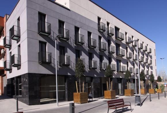 Domènec Fins building