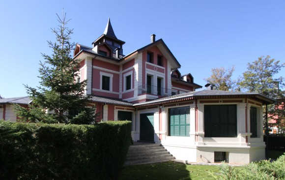 Antiguo Hotel del Lago
